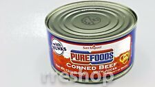 San Miguel Purefoods Corned Beef With Juices With Chunks (lot of 3)