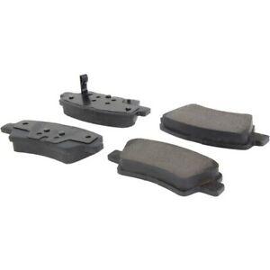 Centric Parts 908.51501 Disc Brake Upgrade Kit For 12-17 Hyundai Kia Accent Rio