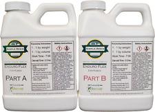 Enduro Flex (2 lb kit) – Durable, Rubber Casting Resin – Firm Rubber Feel
