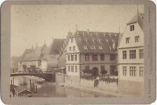 E. Schweitzer Strasbourg Vintage albumine ca 1890