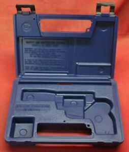 COLT Firearms Factory SF-VI, Magnum Carry, DS II, Detective Special Box Case