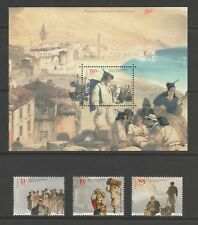 [Portugal 2001 – Scenes of Traditional Life in Madeira] S. Sheet and set MNH