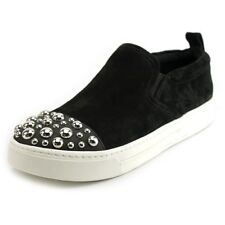 Marc by Marc Jacobs Grand Studded Suede Skate Sneakers Slip On, Loafer  Size 39