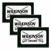 15 Blades WILKINSON SWORD | Double Edge Razor Blades | Safety DE