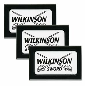 15 Blades WILKINSON SWORD | Double Edge Razor Blades | Safety DE