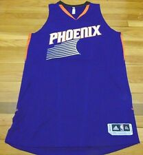 ADIDAS NBA REVOLUTION 30 PHOENIX SUNS PURPLE AUTHENTIC BLANK JERSEY 2XL+2
