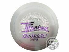 NEW Discraft Titanium Punisher 164-166g Gray Reptile Foil Driver Golf Disc