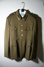 Wwii Royal Hungarian Army Tunic Theater Use