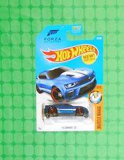 2016 Hot Wheels Muscle Mania #129 - '16 Camaro SS - Forza Motorsport