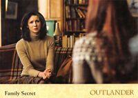 Outlander Season 2 (2017) BASE Trading Card #70 / FAMILY SECRET
