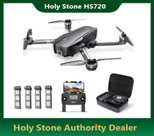 Holy Stone HS720 Foldable RC Drone with 2K HD Camera 5G Brushless Quadcopter GPS