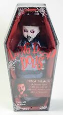 Tina Black LDD Living Dead Dolls Sealed New 93031 2005 Horror NIB in Coffin Box