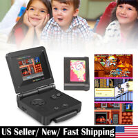Portable 2'' screen TFT LCD 8 Bit GB PVP Station Hand Held Game Console 50 Games