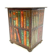 More details for antique advertising - huntley and palmers bookcase biscuit tin c.1905 / book