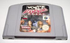 WCW NWO Revenge Wrestling Nintendo 64 N64 PAL