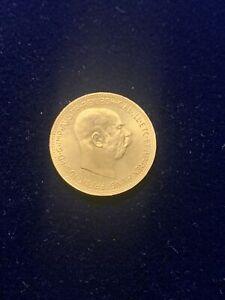 Für Anleger und Sammler: Goldmünze Österreich 20 Kronen 1915 6,78 Gramm 900 Gold