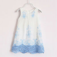 Baby Kids Girl Women Summer Tassels Dress Sleeveless Family Long Maxi DressesHot