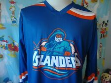 Vintage 90's New York Islanders Fisherman Jersey S
