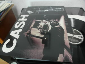 Johnny Cash – American III: Solitary Man Lp mint- The American Recordings – 3