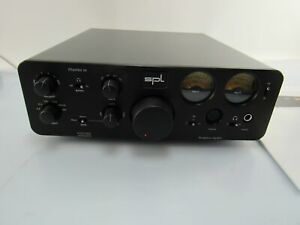 SPL Hi-End Hifi Kopfhörer Verstärker PHONITOR XE mit DAC768 Wandler + 3 x FB
