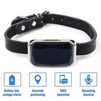Mini Waterproof Pet Collar GSM GPS Tracker Activity Monitor for Pets Sheep