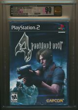 Resident Evil 4 - Essentials Box Set Version (Playstation 2 2007) ps2 New VGA 90