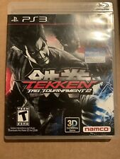 Tekken Tag Tournament 2 Video Game for PlayStation 3 / PS3! WALMART EXCLUSIVE VE