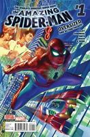 The Amazing Spider-Man Comic Issue 1 Modern Age First Print 2015 Dan Slott Ross