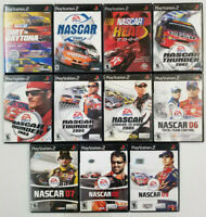 Nascar  (Sony PlayStation 2) PS2 Tested