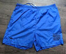 RARE Vintage 1994 Adidas USA World Cup Soccer Shorts Blue Mens Size Large L 94'