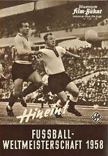 IFB 4323 | HINEIN! - FUSSBALL WELTMEISTERSCHAFT 1958 | Dokumentarfilm | Top