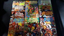 Alpha Flight: Complete 2nd Series #1 - #20 +Annual; 1st Big Hero 6 VF/NM