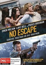 No Escape (DVD, 2016)
