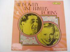 AL BOWLLY & PHYLLIS ROBINS - Record World SH 307 - LP