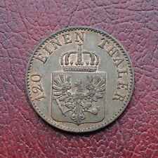 Prusia 1856a Cobre 3 Pfennig