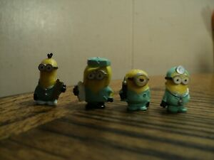 Despicable Me Minions Operation Game  4 Minions Only