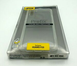 OtterBox PREFIX SERIES Drop Protection Case Cover for Huawei P20 Clear