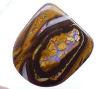 Australian Opal Koroit Solid Natural Polished Gemstone loose opal Lapidary 10095