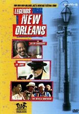 Legends of New Orleans ( Jazz ) Dr. John,  The Neville Brothers, Allen Toussaint
