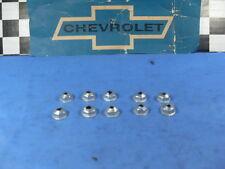 65-72 CAMARO NOVA BUICK CHEVELLE  IMPALA PONTIAC Pal Nuts 10-24 NOS