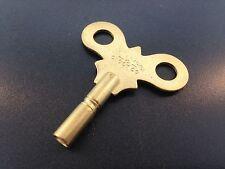 Antique Waterbury Clock Key #6 Key 3.6mm New Solid Brass