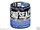 Sno-Seal Waterproofing Bees Wax     Snow Seal      NEW