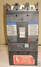 GENERAL ELECTRIC HI-BREAK CIRCUIT BREAKER 600V 250A