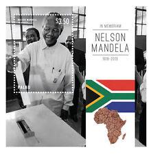 Palau-Famous people-President Nelson Mandela in Memoriam