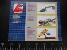 LIMA BRIDGE SET Models KIT 600911 Ponte a otto Sopraelevato