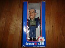 """President George W Bush Talking Animated Figure 12"""" Gemmy Pop Culture Doll"""