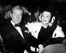 8x10 Print Jean Gabin Marlene Dietrich Outstanding Press Photo #MD993