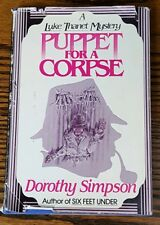 Puppet for a Corpse by Dorothy Simpson (1983, book club Edition)