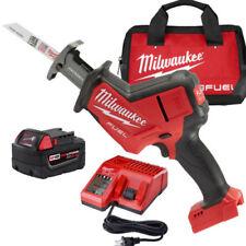 Milwaukee 2719-21 M18 FUEL 18-Volt Li-Ion Brushless HACKZALL Recip Saw Kit New