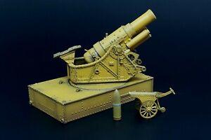 Hauler 1/72 HLP72035 Resin kit Skoda 30,5cm Siege Howitzer